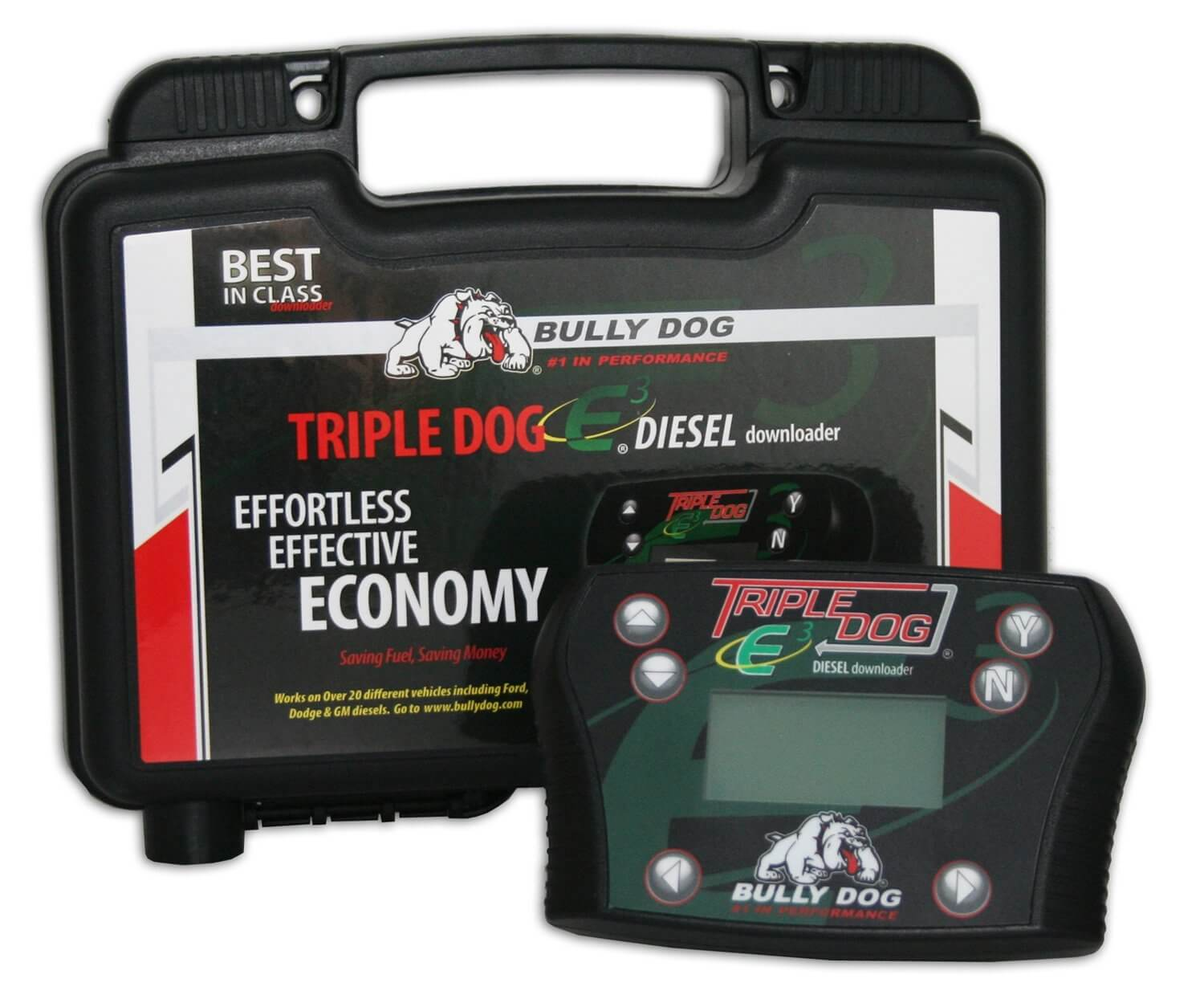 Triple Dog E3 Diesel Downloader
